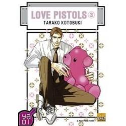 Love Pistols T.03