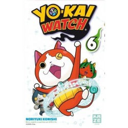 Yô-kai Watch T.06