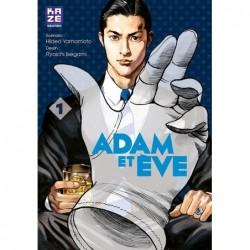 Adam & Eve T.01