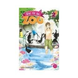 Vie au Zoo (une) T.02