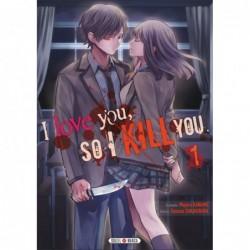I love you so i kill you T.01