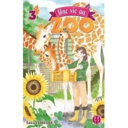 Vie au Zoo (une) T.03