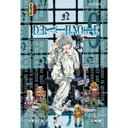 Death Note T.09