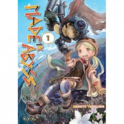 Made In Abyss T.01