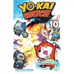 Yô-kai Watch T.10