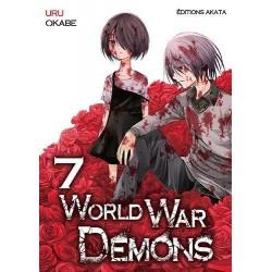 World War Demons T.07