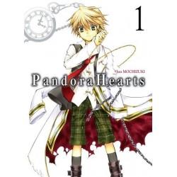 Pandora Hearts T.01