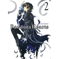 Pandora Hearts T.02