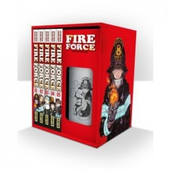 Fire Force - Coffret Thermos