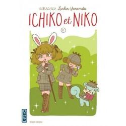 Ichiko et Niko T.11