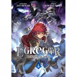 Egregor - Le souffle de la...