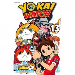 Yô-kai Watch T.13