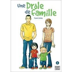 Drôle de famille (une) T.01