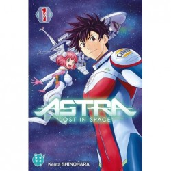 Astra - Lost in Space T.01
