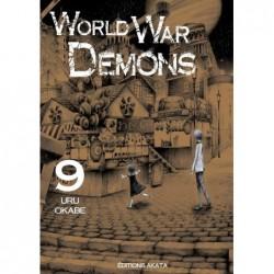 World War Demons T.09
