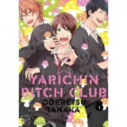 Yarichin Bitch Club T.01