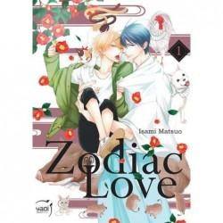 Zodiac Love T.01