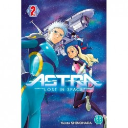 Astra - Lost in Space T.02