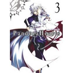 Pandora Hearts T.03