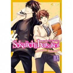 Sekaiichi Hatsukoi T.13