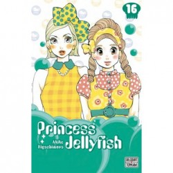Princess Jellyfish T.16