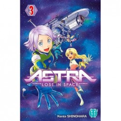 Astra - Lost in Space T.03