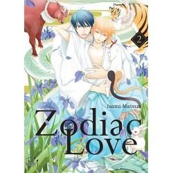 Zodiac Love T.02