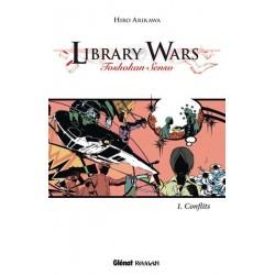 Library Wars T.01 - Roman