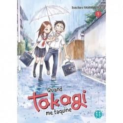 Quand Takagi Me Taquine T.01