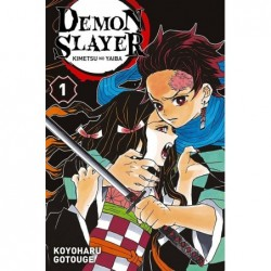 Demon Slayer T.01