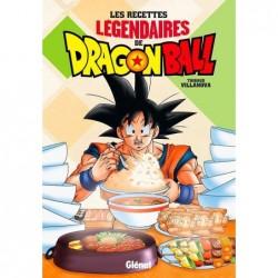 Dragon Ball - les recettes...