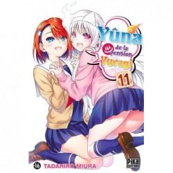 Yuna de la pension Yuragi T.11