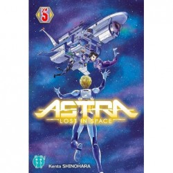 Astra - Lost in Space T.05