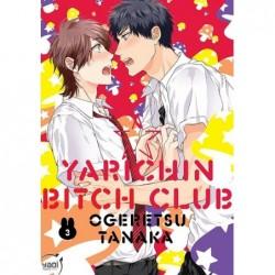 Yarichin Bitch Club T.03