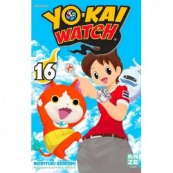Yô-kai Watch T.16
