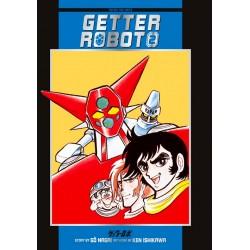 Getter Robot T.02