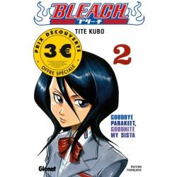 Bleach T.02 - 3 euros