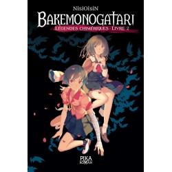 Bakemonogatari - Roman T.02