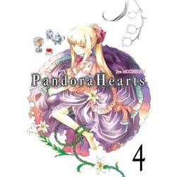 Pandora Hearts T.04