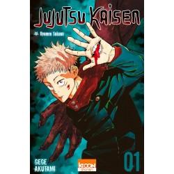 Jujutsu Kaisen T.01