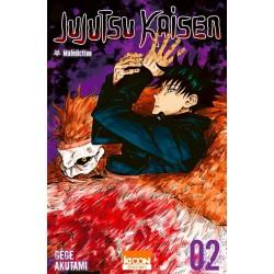 Jujutsu Kaisen T.02