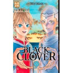 Black Clover T.22