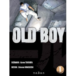 Old Boy - Double édition T.01