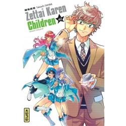 Zettai Karen Children T.42