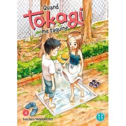 Quand Takagi Me Taquine T.04