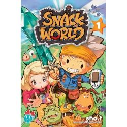 Snack World T.01