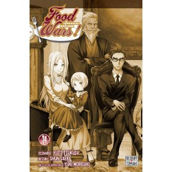 Food wars T.34