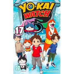 Yô-kai Watch T.17