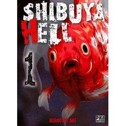 Shibuya Hell T.01
