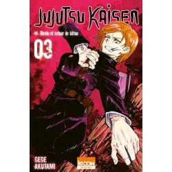 Jujutsu Kaisen T.03